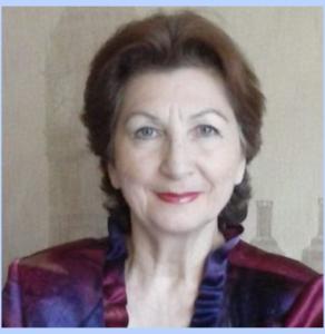 Елена Глазкова 2017 год